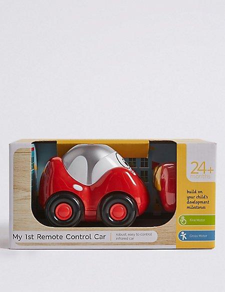 My 1st Remote Control Car
