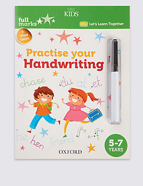 Practise Your Handwriting Book