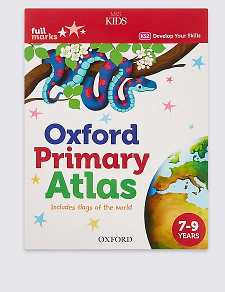 Primary Atlas Book