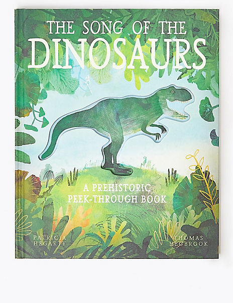 The Song Of The Dinosaurs Story Book