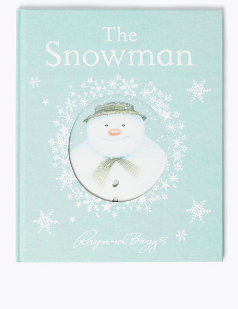 The Snowman Story Book