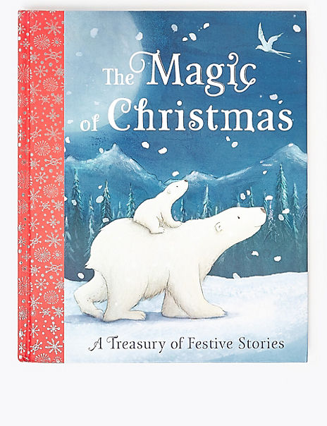 The Magic Of Christmas Story Book