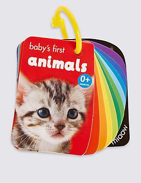 Buggy Animals Book