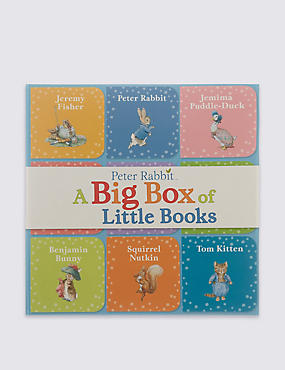 Peter Rabbit™ A Big Box of Little Books