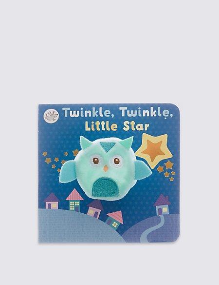 Finger Puppet Twinkle Twinkle