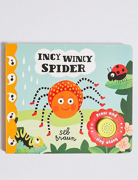 Incy Wincy Spider Sound Book