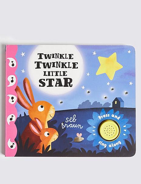 Twinkle Twinkle Little Star Sound Book