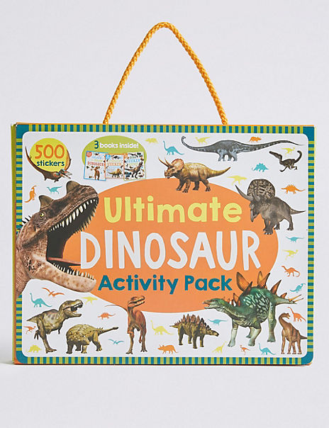 Ultimate Dinosaur Activity Pack