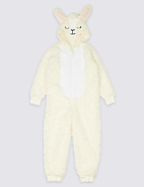 Hooded Llama Onesie (1-16 Years)