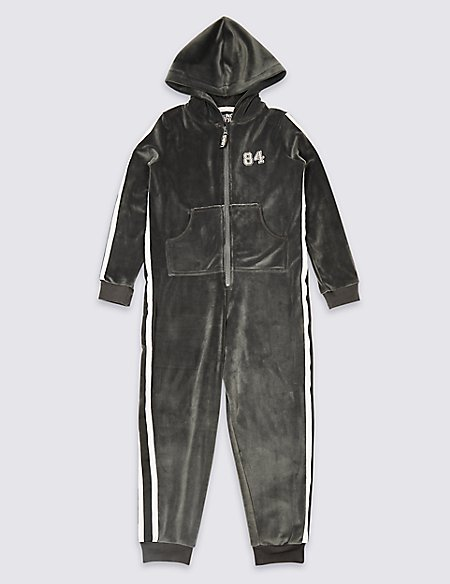 Hooded Onesie (7-16 Years)