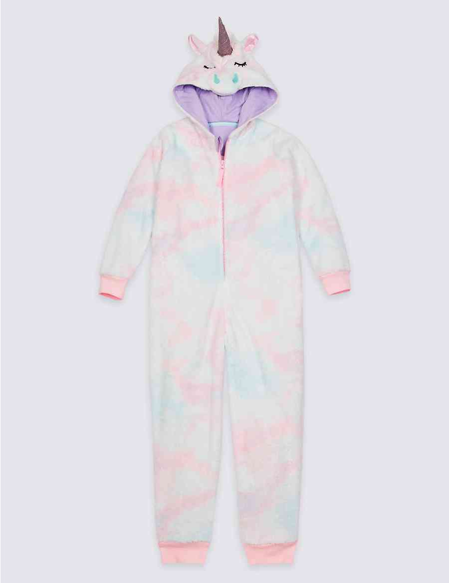 88d339ef5f9c Rainbow Unicorn Onesie (1-16 Years)