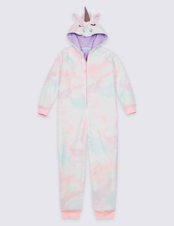 af8f9462888b Rainbow Unicorn Onesie (1-16 Years)