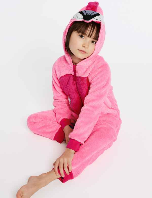 ec1a016423 Sparks. Flamingo Onesie (1-16 Years)