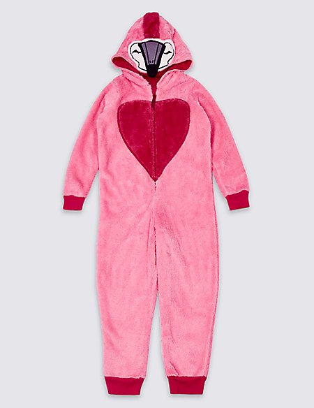 Flamingo Onesie (1-16 Years)