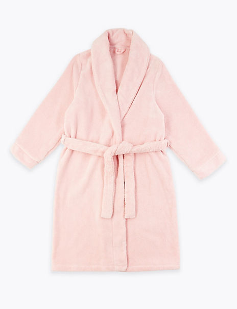 Cotton Bath Robe Gown (1-16 Years)