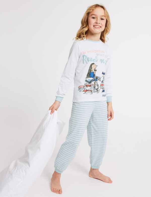 Roald Dahl™ Matilda Pyjamas (3-11 Years) 4203f253c