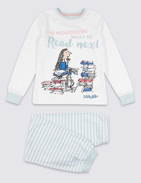 Roald Dahl™ Matilda Pyjamas (3-11 Years)