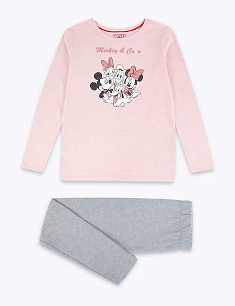 Disney™ Mickey & Co Print Pyjama Set (3-16 Years)