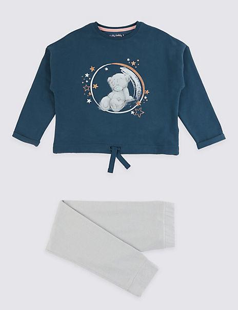 Tatty Teddy™ Moon Print Pyjama Set (3-16 Years)