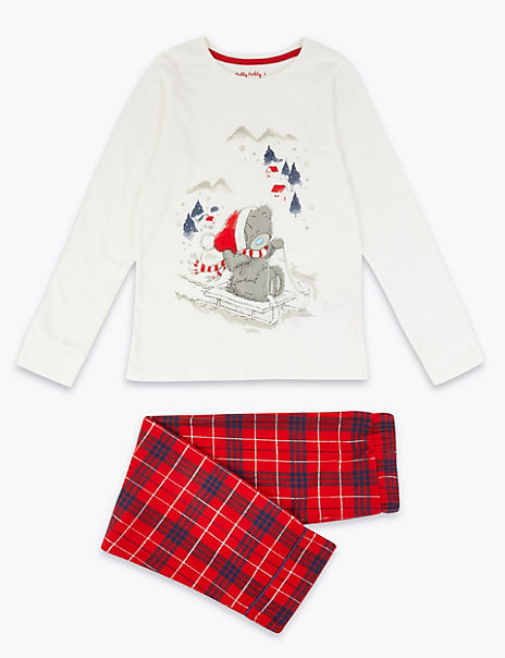 Tatty Teddy™ Checked Pyjama Set (3-16 Years)