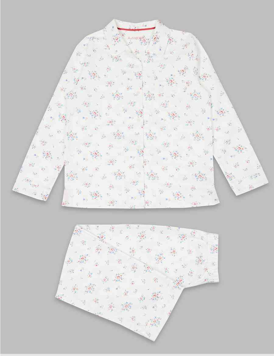 8d49c59306 Pure Cotton Pyjamas (1-16 Years)