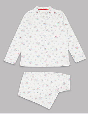 Pure Cotton Pyjamas (1-16 Years)