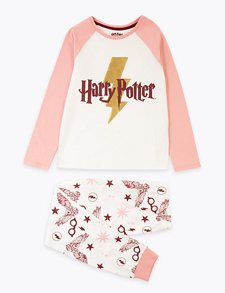 Pure Cotton Harry Potter™ Pyjama Set (6-16 Years)