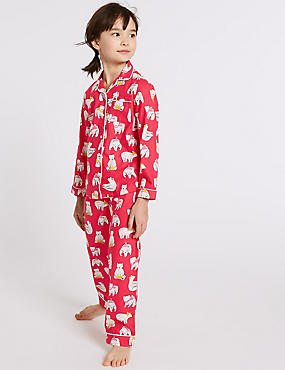 Polar Bear Pyjamas (1-16 Years)
