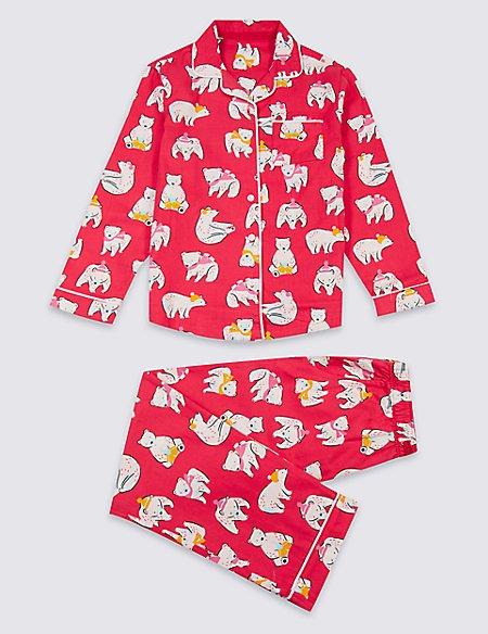 Polar Bear Pyjamas (1-16 Years)