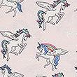 Chemise de nuit à imprimé licornes (du 3au 16ans), ROSE ASSORTI, swatch