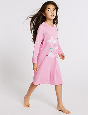 Unicorn Nightdress (3-16 Years)
