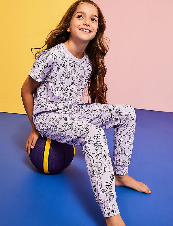 Space Jam: A New Legacy™ Cotton Pyjamas (6-16 Yrs)