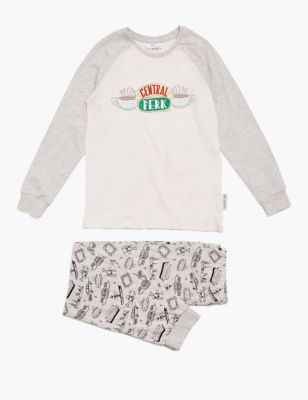Cotton Friends Pyjama Set (8-16 Yrs)