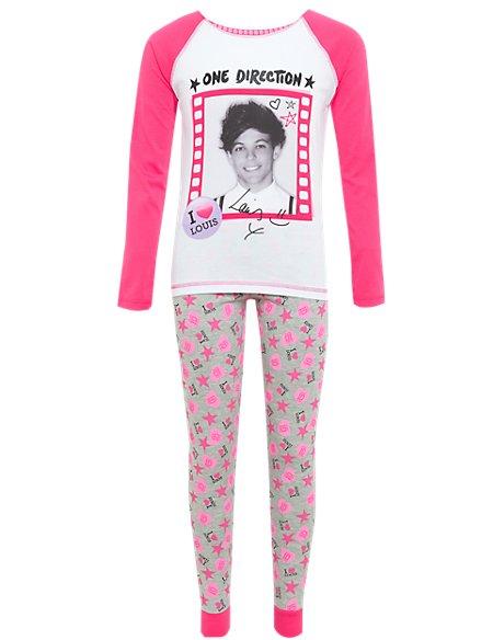 One Direction Pyjamas - Louis | M&S
