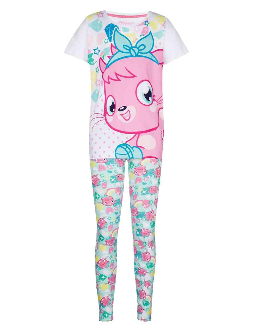 Moshi monsters poppet pyjamas