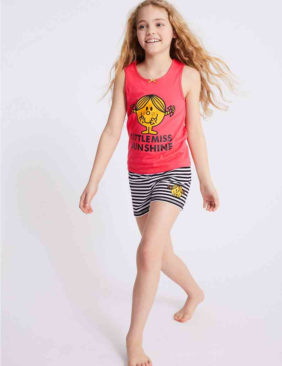 a557b2908971 Little Miss™ Sunshine Pyjamas (3-16 Years)