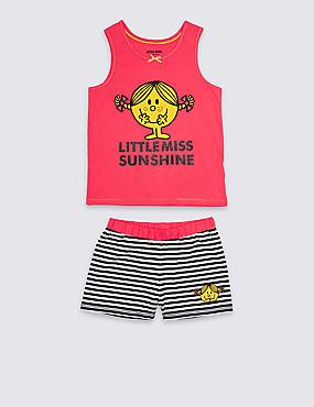 Little Miss™ Sunshine Pyjamas (3-16 Years)