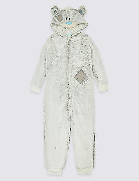 Hooded Onesie (3-16 Years)