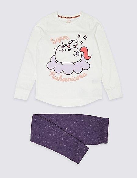 Pusheenicorn Pyjamas (9-16 Years)