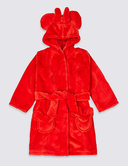 Minnie Mouse™ Dressing Gown (2-10 Years)