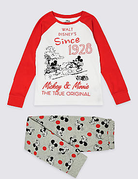 Mickey Mouse™ Pyjamas (1-16 Years)