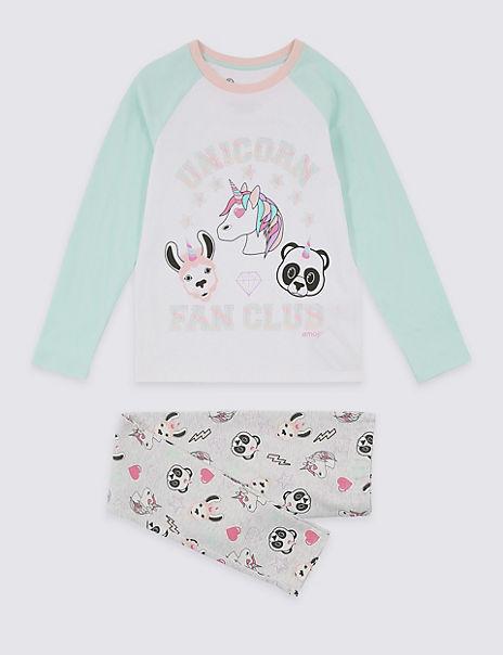 Kids' Emoji™ Pyjamas (7-16 Years)