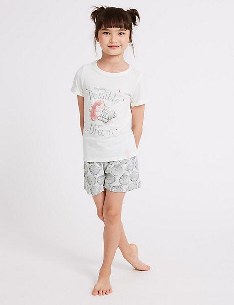 Printed Short Pyjamas (3-16 Years)