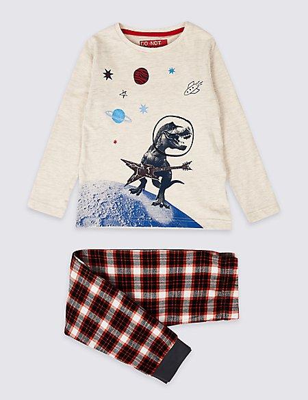 Space Dinosaurs Pyjamas (1-7 Years)