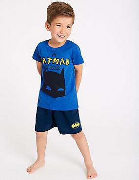 Batman™ Short Pyjamas (2-8 Years)