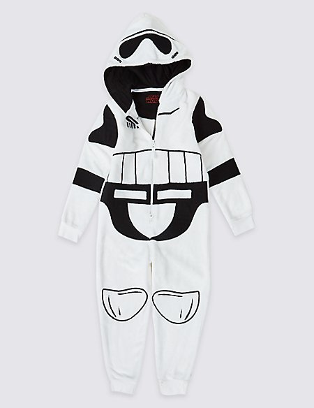 Star Wars™ Stormtrooper Onesie (1-16 Years)