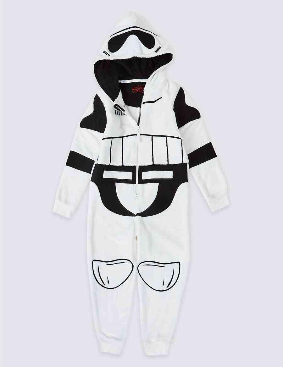 b87514db7 Star Wars™ Stormtrooper Onesie (1-16 Years)