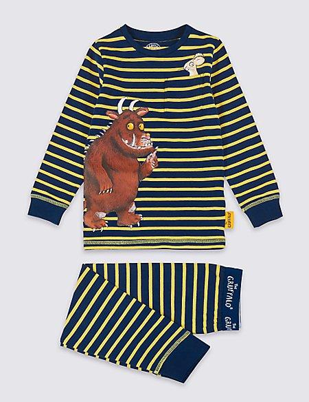 The Gruffalo™ Pyjamas with Stretch (1-8 Years)