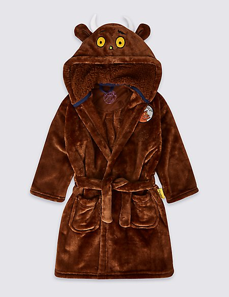The Gruffalo™ Dressing Gown (1- 8 Years)