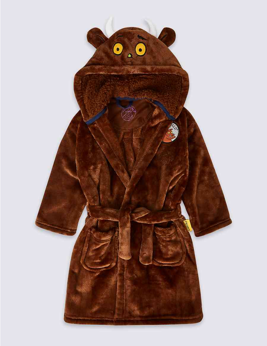 9d6452ab8b The Gruffalo™ Dressing Gown (1- 8 Years)